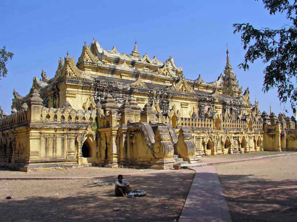 Myanmar With Venture Cruise