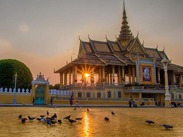 Cambodia Vietnam Exploration ✈