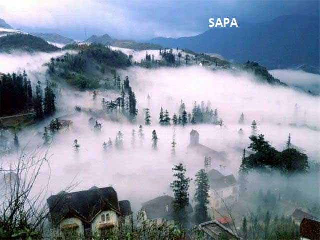 A SHORT TRIP TO SAPA FROM HANOI