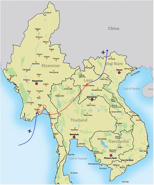BUDDHIST LANDS' FESTIVE DAYS