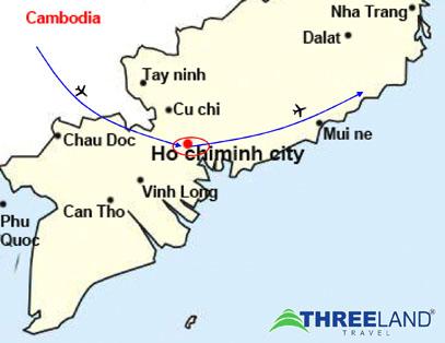 Sai Gon Full Day Tour