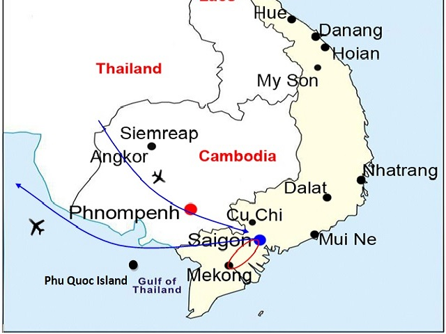 Two Days In Mekong Delta With Home Stay