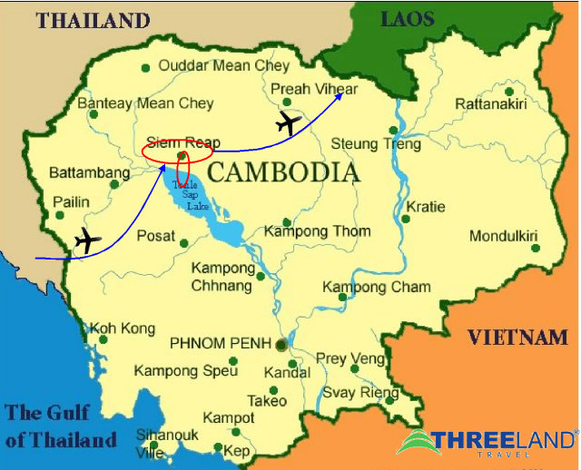 Cambodia At A Glance