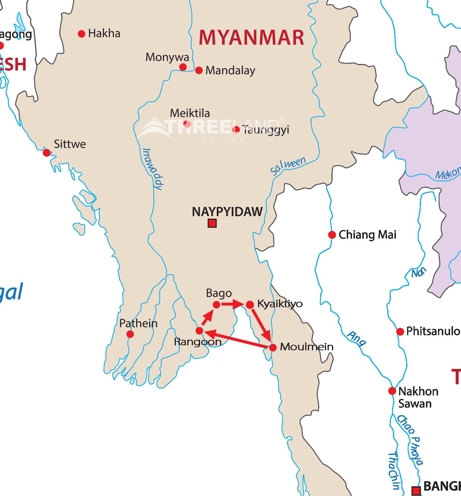 Southern Myanmar exploration