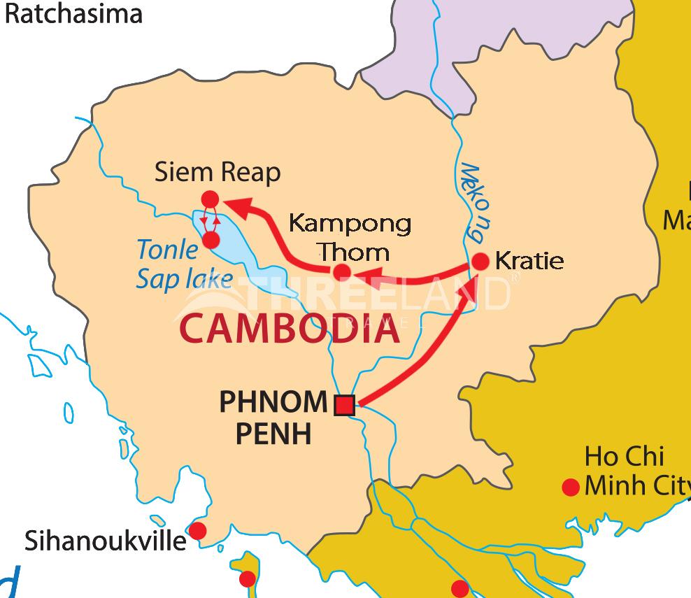THE BEST OF CAMBODIA