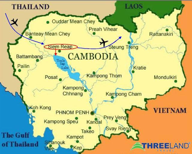 Mysterious Angkor