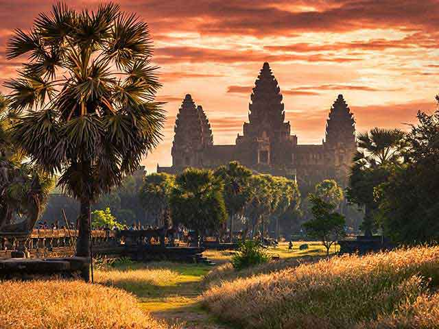 Siem Reap Stopover