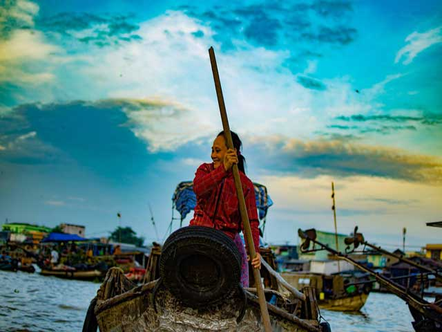 CAMBODIA – VIETNAM CONNECTION