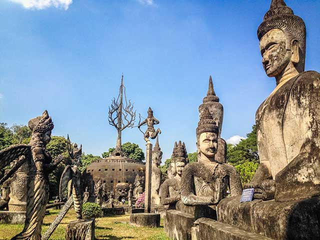 Explore Real Laos