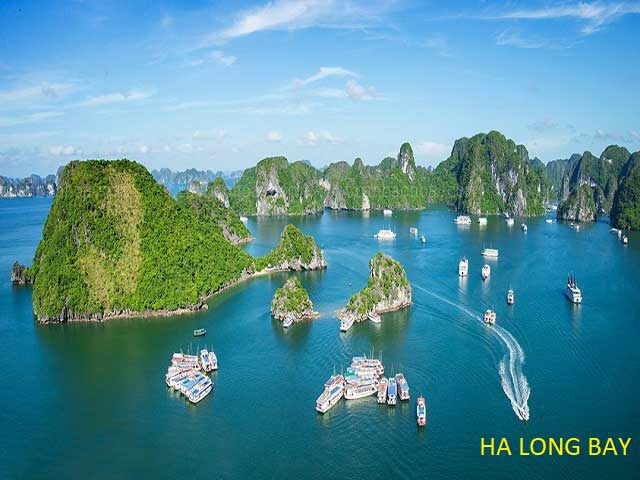 HALONG CRUISE AND CAT BA EXTENSION