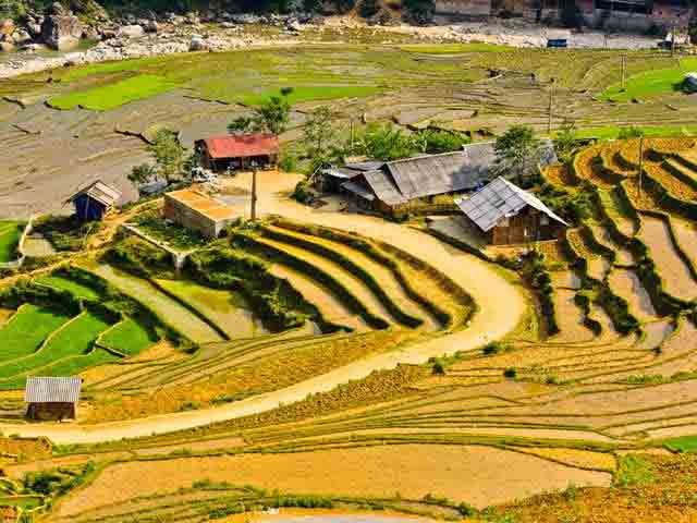DAY TRIP TO SAPA VILLAGES