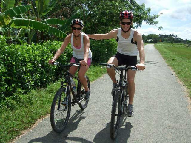 Overall Vietnam biking